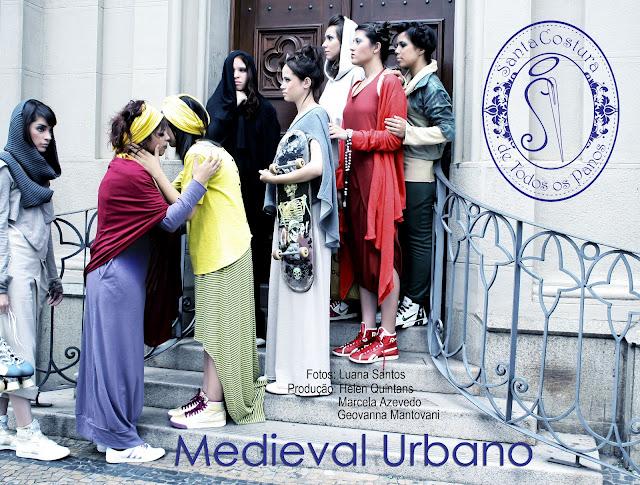 Editorial Urbano Medieval - Santa Costura de Todos os Panos