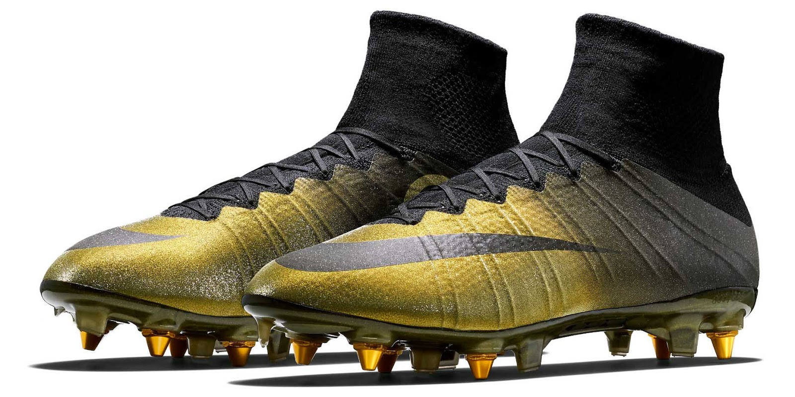 Nike Superfly Gold