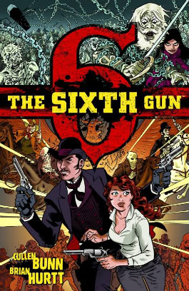Review: The 6th Gun Volume 1