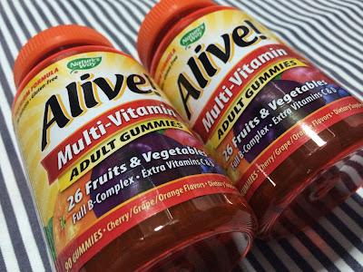 vitamins gummies