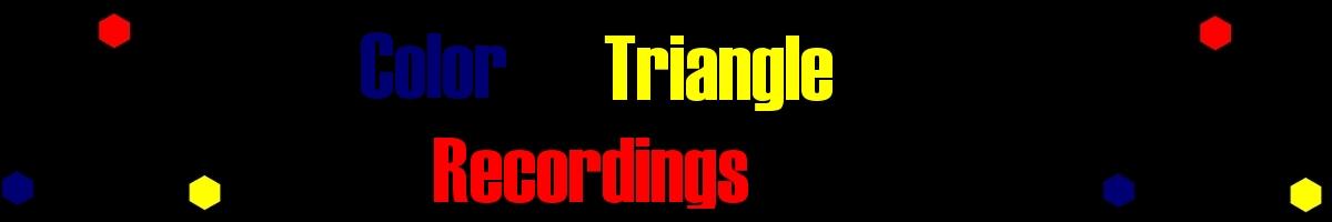 Color Triangle Recordings