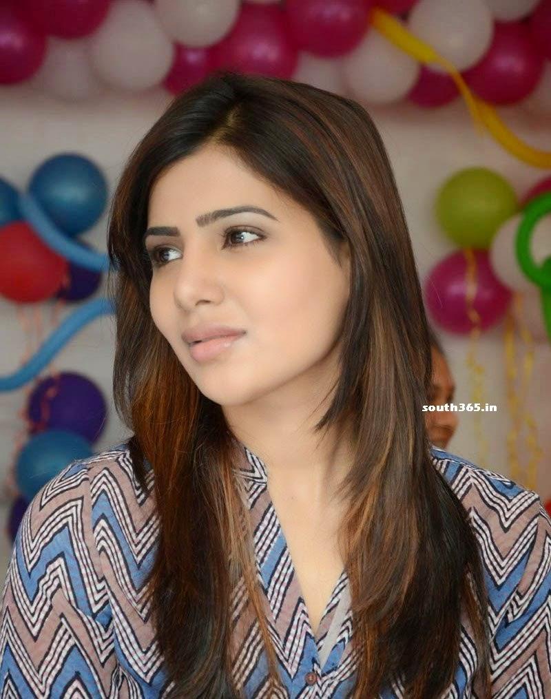Samantha Ruth Prabhu Cute Smile Stills ~ Bollywood Photos