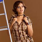 Bhavana Spicy in Modern Dress    Photos