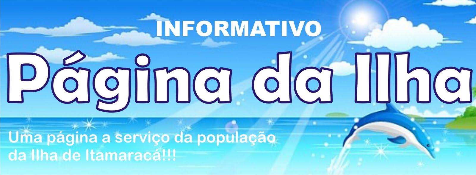 Informativo Página da Ilha