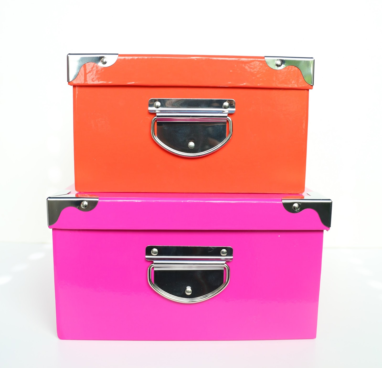 Find the perfect organizational solution when you check out our storage boxes, bins, and containers. Organize craft rooms, supply closets, classrooms, and anywhere you need to declutter with ease. Plus, our plastic storage containers are only $1 each so you can transform your spaces for less.