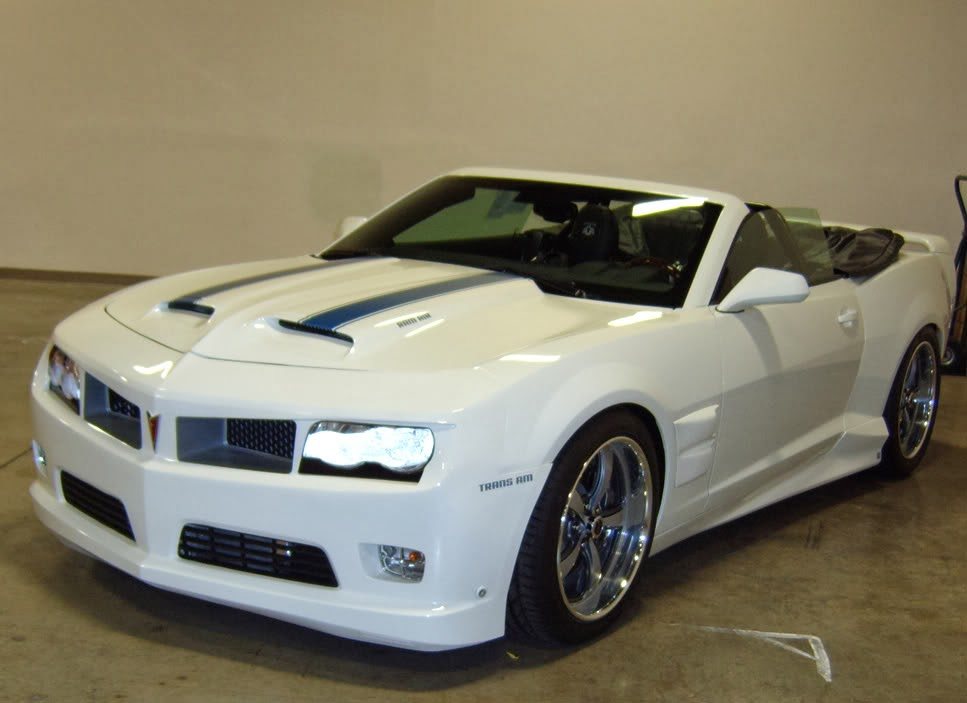 2015 Trans Am Pontiac Convertible Reviews, Pictures and Prices