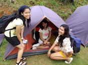 Camping smile!