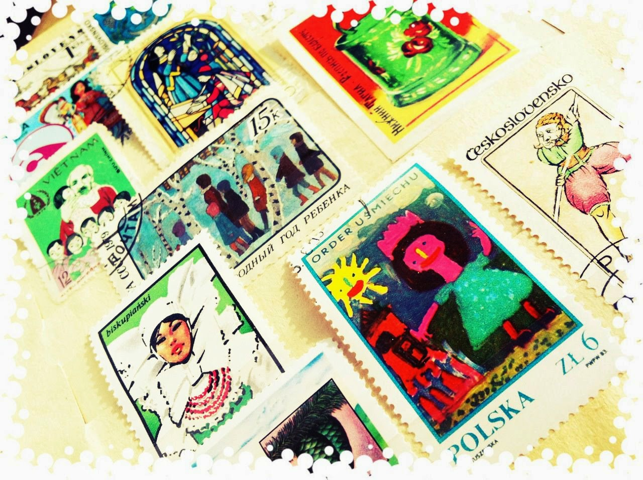 Почта россии открытка за границу 98