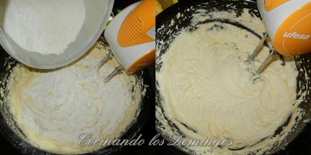 receta torta de arandanos