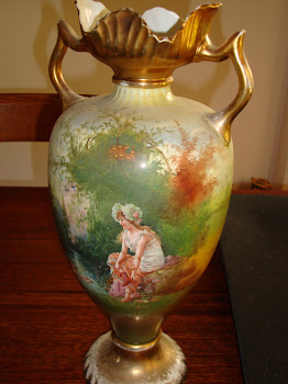 Grandmother's vase