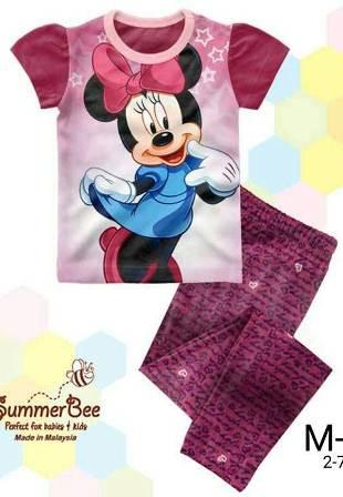 RM25 : Pyjama Minnie