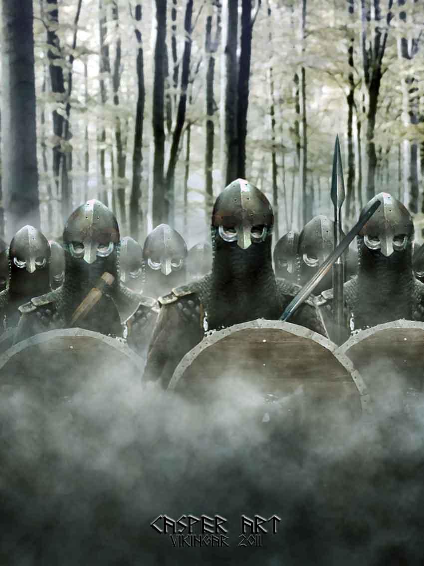 The Viking Post: Augus...