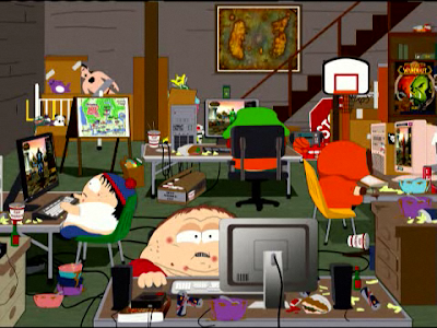 watch south park world of warcraft online