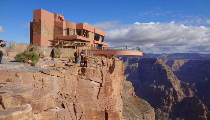 The Skywalk, Grand Canyon West