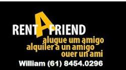 Alugue um amigo