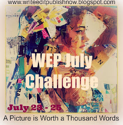 JULY CHALLENGE FOR WEP
