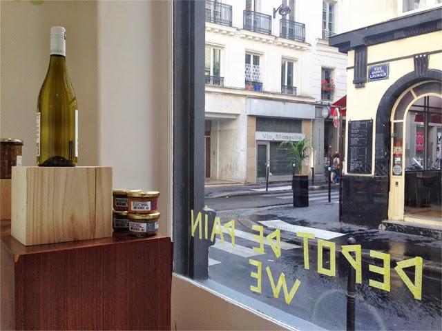 Balibert, épicerie fine Paris X   ©lovmint