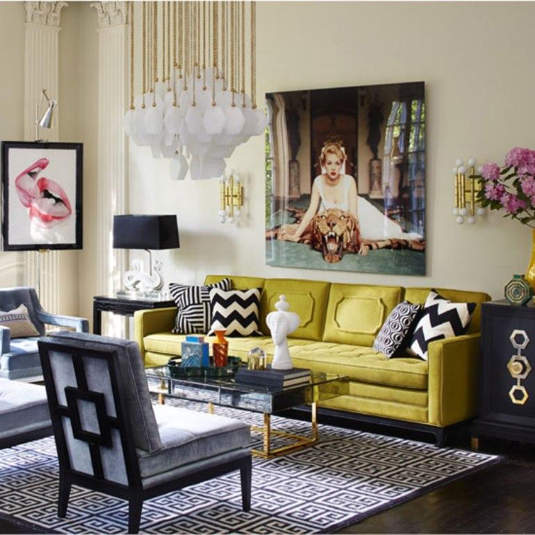 Antic chic decoraci n vintage y eco chic get the look for Diferencia entre halla y living room