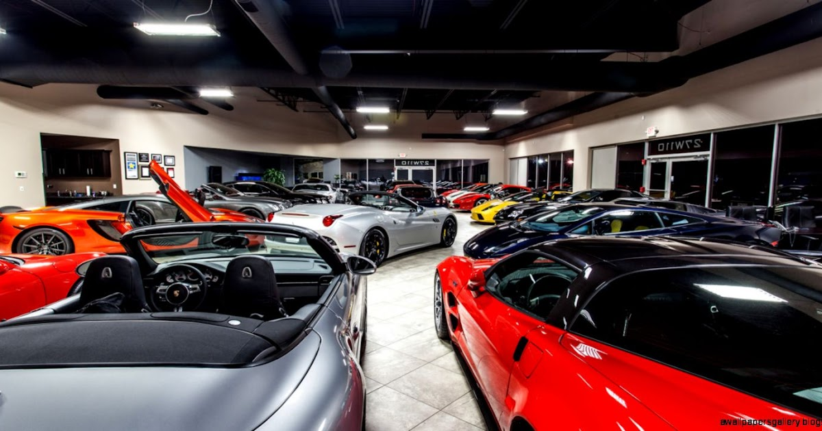 Luxury Car Dealerships Wallpapers Gallery