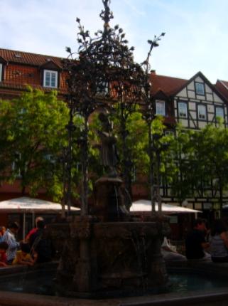 I love Göttingen !
