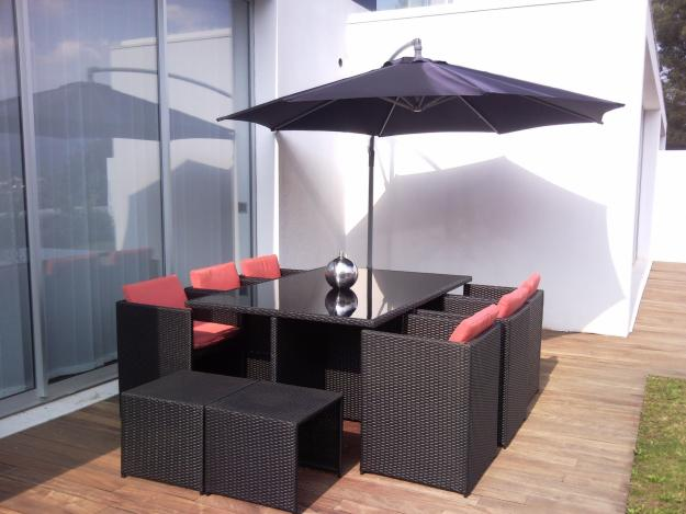 mesa jardim guarda sol:Claudionor.moveis: Mesa & cadeira