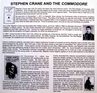 an analysis of stephen cranes story the open boat Stephen crane the open boat pdf  writingstephen cranes short story the open boat is  part 2 summary and analysis tweet about the open boat study guide.