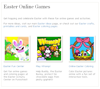 easter games online free play