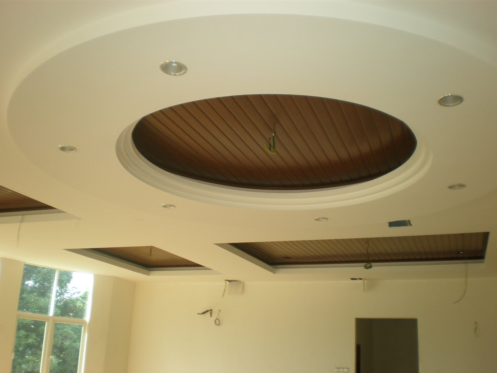 Car porch ceiling design images for Balcony ceiling design