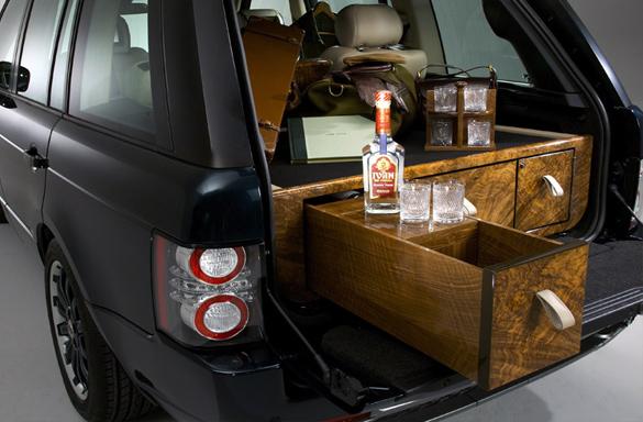 Belgian Dandy Range Rover Holland Amp Holland Overfinch