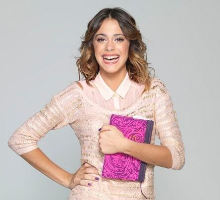 Nova foto promocional Violetta 2