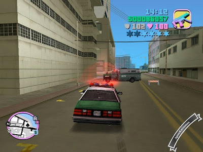 Grand Theft Auto (GTA) Vice City Screenshots