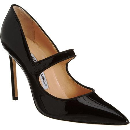 MANOLO BLAHNIK Pump - Queen Maxima
