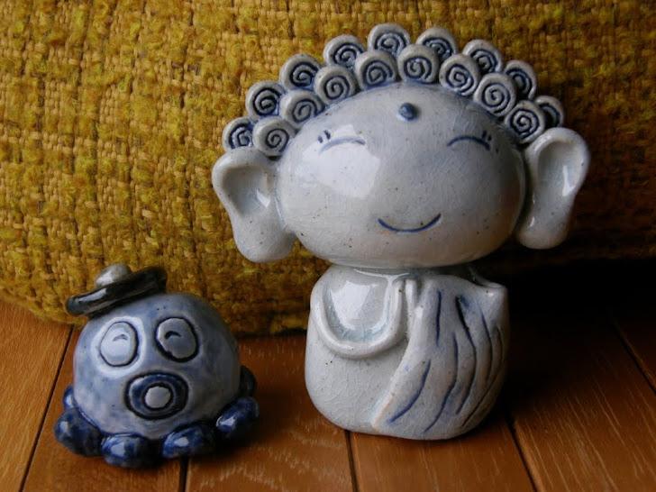 当《墨鱼》遇上《欢喜佛陀》