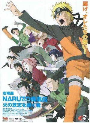 Người Kế Thừa Hỏa Chí - Naruto Shippuuden Movie 3: Inheritors Of The Will Of Fire (2009) Vietsub