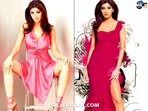 Shilpa Shetty Legs - (9) - Which Actress has Best Legs in Bollywood?