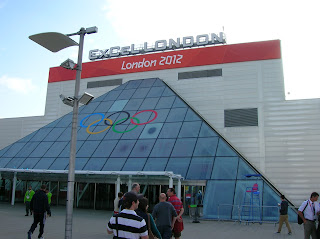 London 2012 Olympics - Excel Arena