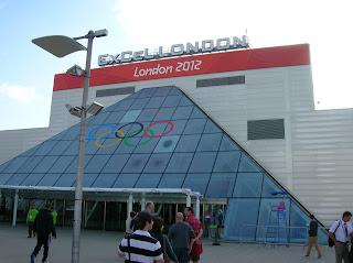 London 2012 Olympics - Excel Arena