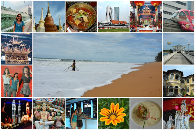 Collage Asia