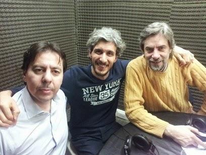 En Radiomontaje,con Jorge Freytag y Martin Carrizo el 28/7/14.