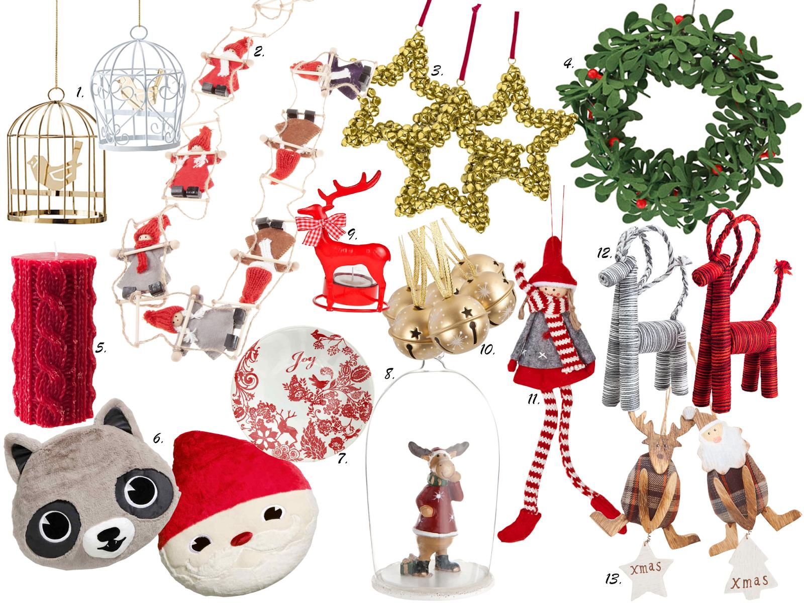 Speciale natale addobbi natalizi ilenia 39 s wardrobe - Ikea addobbi natalizi ...