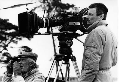 Russian filmmaker Andrei Tarkovsky