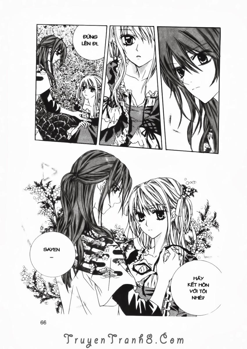A Kiss For My Prince - Nụ Hôn Hoàng Tử Chapter 24 - Trang 31