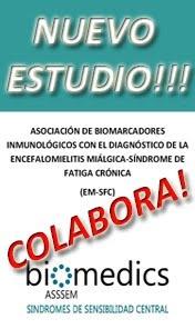 ASOCIACIÓN DE BIOMARCADORES INMUNOLÓGICOS CON EL DIAGNÓSTICO DE LA EM/SFC