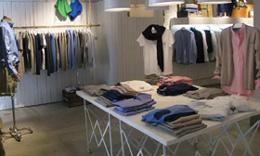 Avatares en una tienda de ropa del barrio de Salamanca