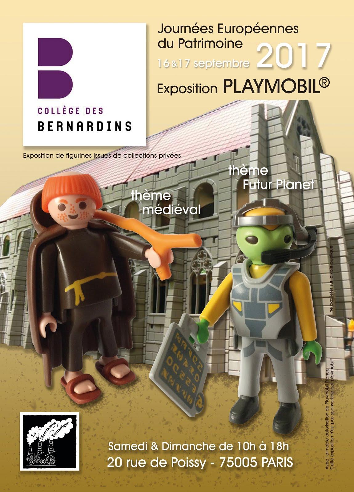 Journées Européennes du Patrimoine, Collège des Bernardins