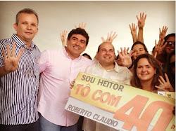Apoio do PDT a Roberto Cláudio 40