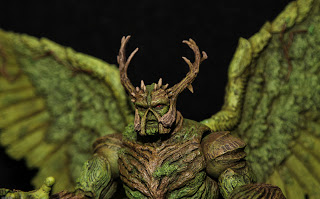 DC Collectibles New 52 Swamp Thing figure