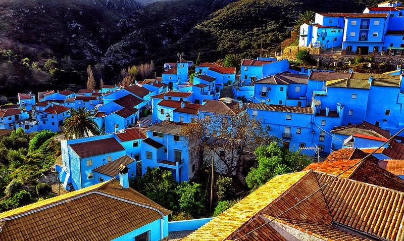 Juzcar, Spain