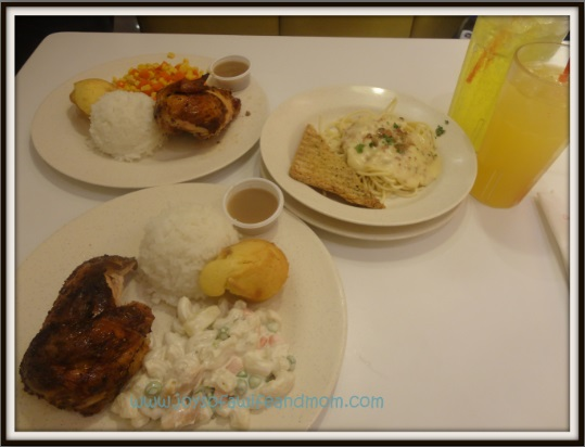Yummy Roasted Chicken At Kenny Rogers