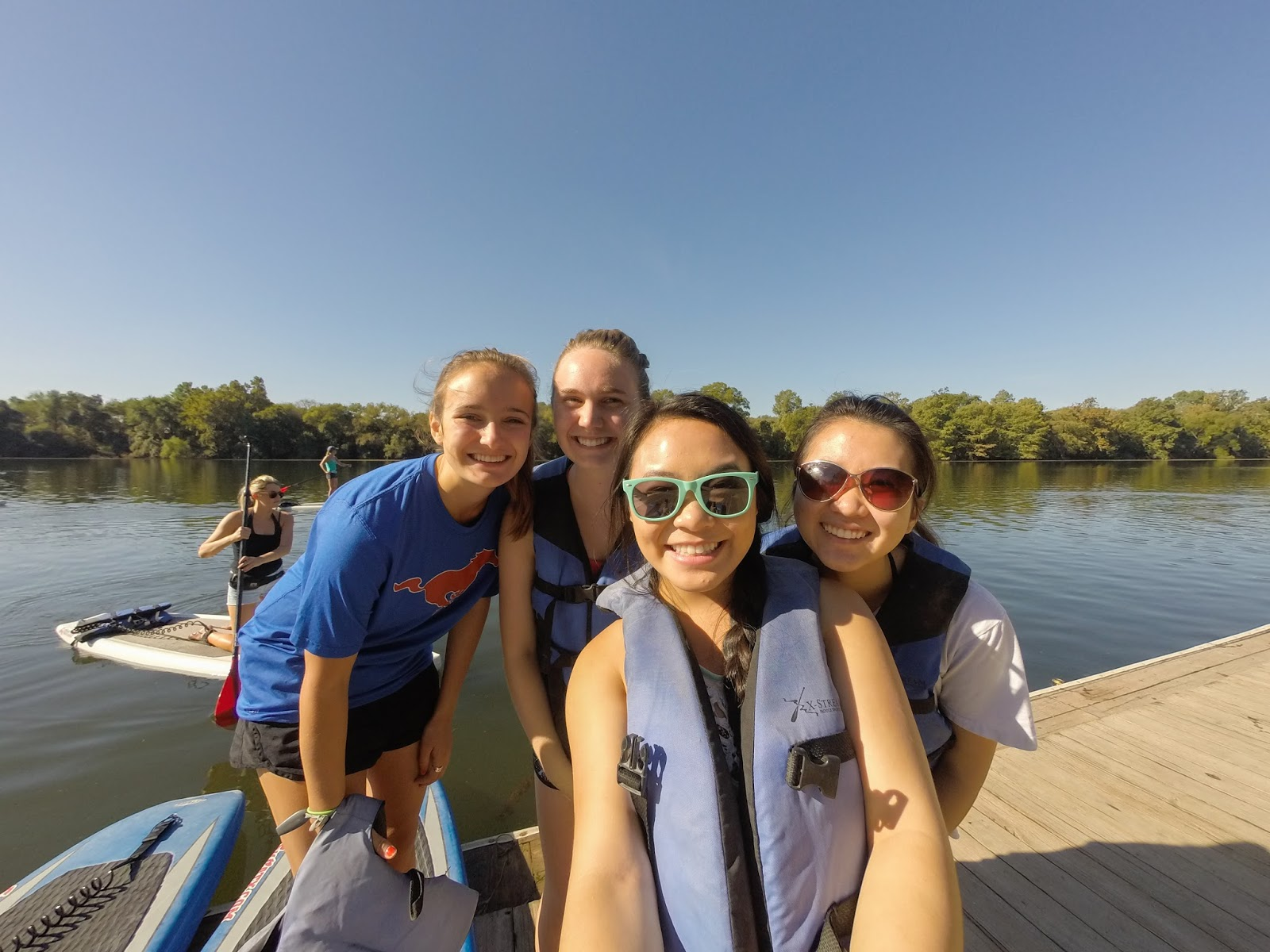 paddleboard experience review austin
